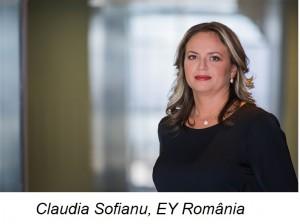 Claudia Sofianu, EY Romania