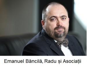 Emanuel Bancila, Radu si Asociatii