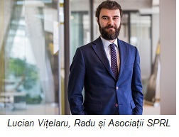 Lucian Vitelaru, Radu si Asociatii