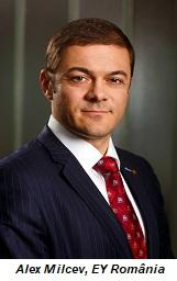Alex Milcev, EY Romania