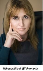 Mihaela Mitroi, EY Romania
