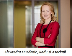 Alexandra Ovedenie, Radu si Asociatii