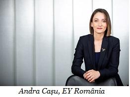 Andra Casu, EY Romania