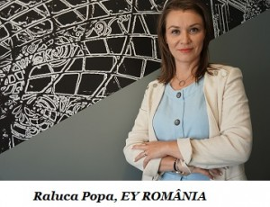 Raluca Popa, Partener Asociat, EY Romania