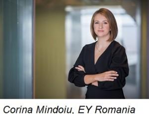 Corina Mindoiu, EY Romania