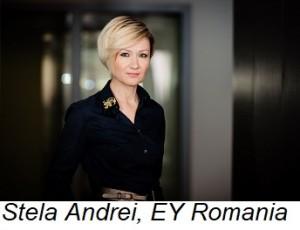 Stela Andrei, EY Romania