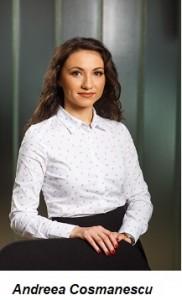Andreea Cosmanescu, EY Romania