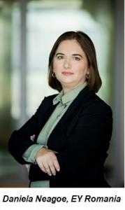 Daniela Neagoe, EY Romania