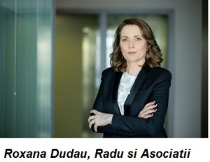 Roxana Dudau, Radu si Asociatii